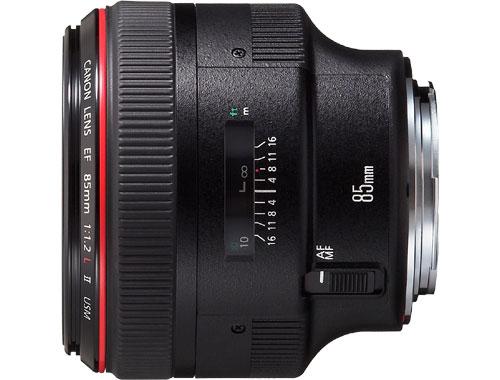 Canon EF 50 mm F1.2 L USM