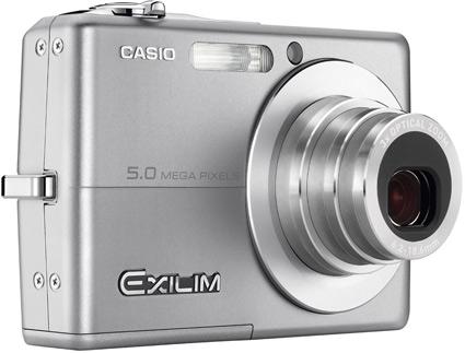aparat cyfrowy Casio Exilim Zoom EX-Z500