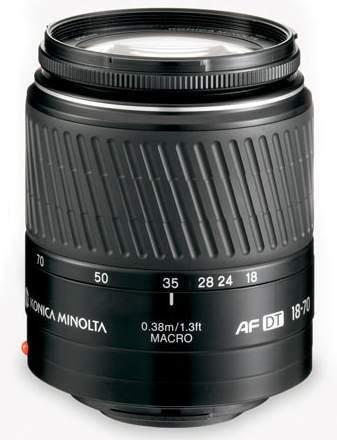 Konica Minolta AF DT Zoom 11-18 mm f/4,5-5,6 (D)