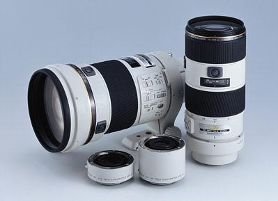 Minolta AF 70-200mm f/2.8 Apo G(D)SSM obiektyw