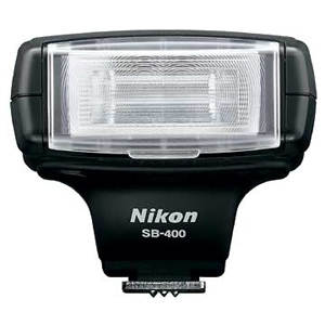 Nikon Speedlight SB-400 lampa błyskowa