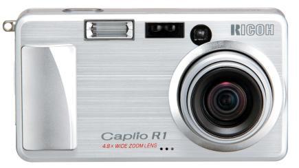 Ricoh Caplio R1 aparat fotograficzny
