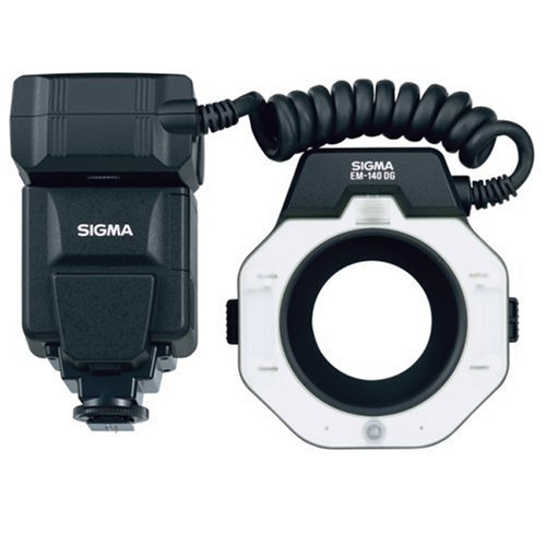 Sigma EM-140 DG Ring Light Flash lampa błyskowa