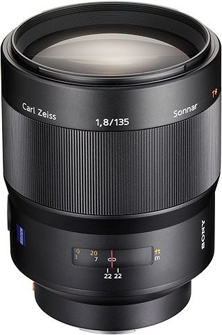 Sony 135 mm f/1,8 ZA Carl Zeiss Sonnar T*