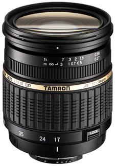Tamron SP AF 17-50 mm F2.8 XR Di-II LD Aspherical [IF]