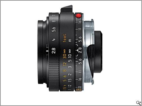 Leica Elmarit-M 28 mm F2.8 ASPH.