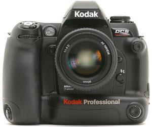 Kodak DCS PRO 14n aparat cyfrowy