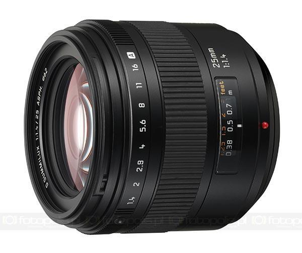 Leica D Summilux 1:1.4/25 ASPH.