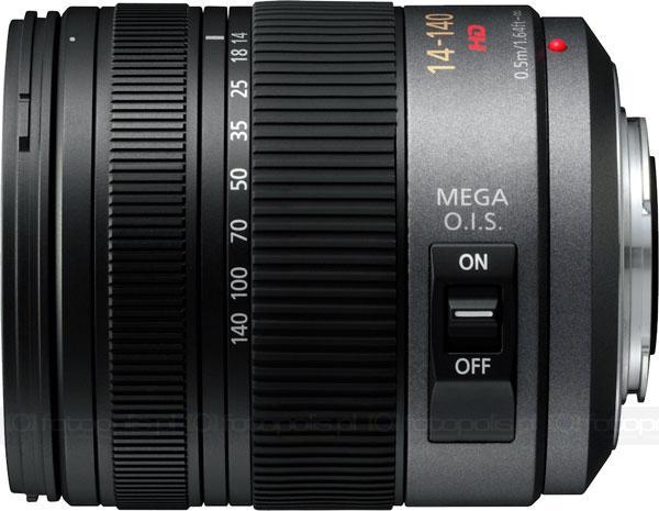 LUMIX G VARIO 14-140mm/F4-5.8 ASPH./Mega O.I.S.
