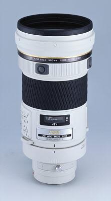 Minolta AF 300mm f/2.8 Apo G(D)SSM