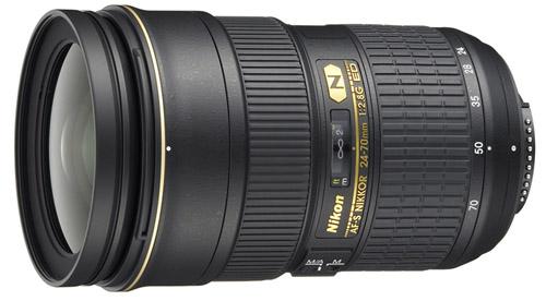 AF-S Nikkor 24-70mm f/2.8G ED obiektyw