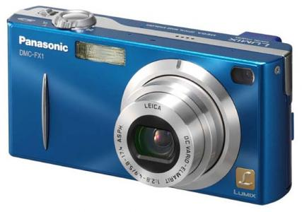 Panasonic Lumix DMC-F1