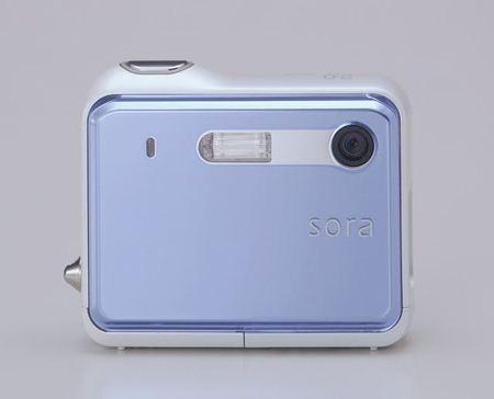 Toshiba Sora T15 aparat zdjęcie