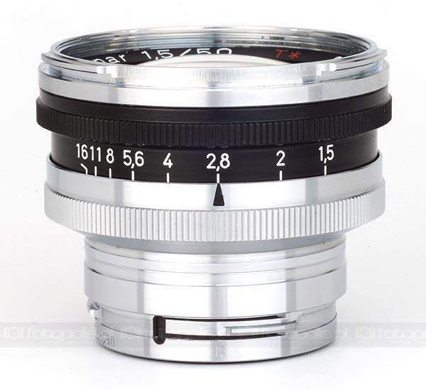 Carl Zeiss Sonnar T* 1.5/50 obiektyw fotograaficzny